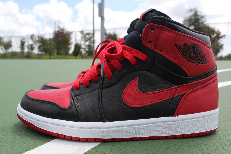 950f6fb78d17 Best of 2011  Air Jordan 1 I Banned