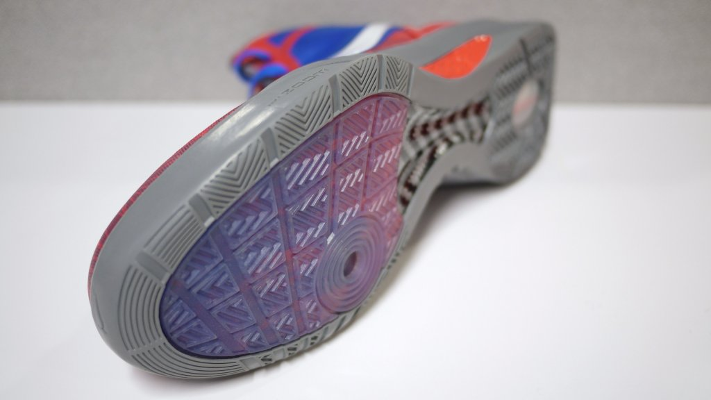 Nike Zoom Hyperdunk 2011 Los Angeles Clippers Mineral Blue 454138-404 3ce7cb831