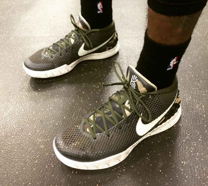 ec51a7756347 Nike and Kyrie Irving s Veterans Day Sneaker Salute