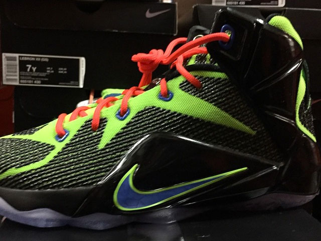 low priced 8634b 2ca21 Nike LeBron 12 GS With a Hint of Joker | Sole Collector