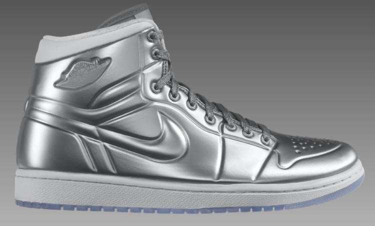 online retailer da502 c23bb The anodized Air Jordan 1 is available for you to purchase today.