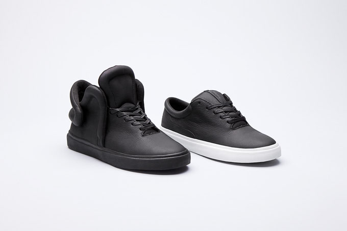 Supra Falcon & Donavyn Royal Collection Black