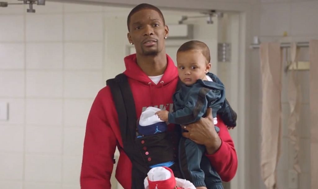 Kids Foot Locker - Neighborhood Kids featuring Chris Bosh & Ray Allen