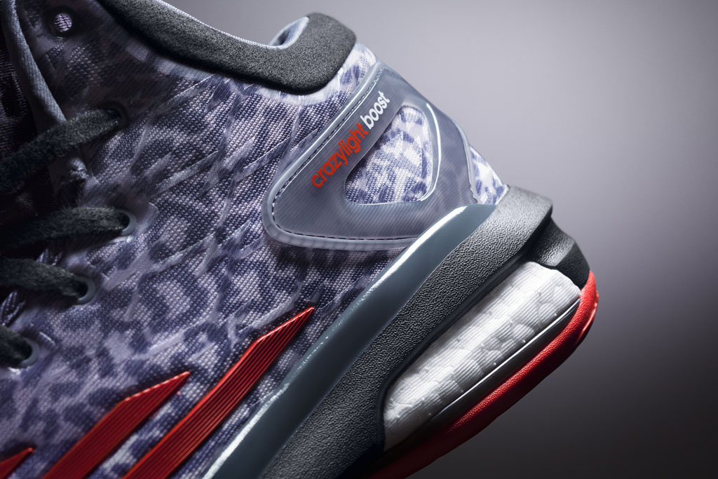 adidas crazylight boost dames