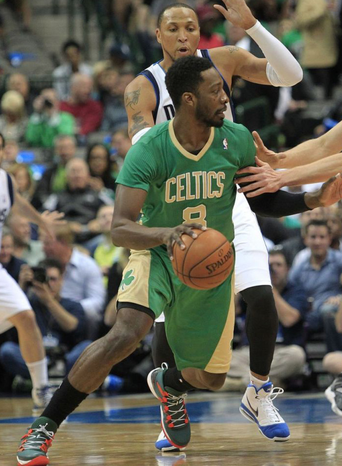 Sole Watch // NBA Players Wear Green For St. Patrick's Day ...
