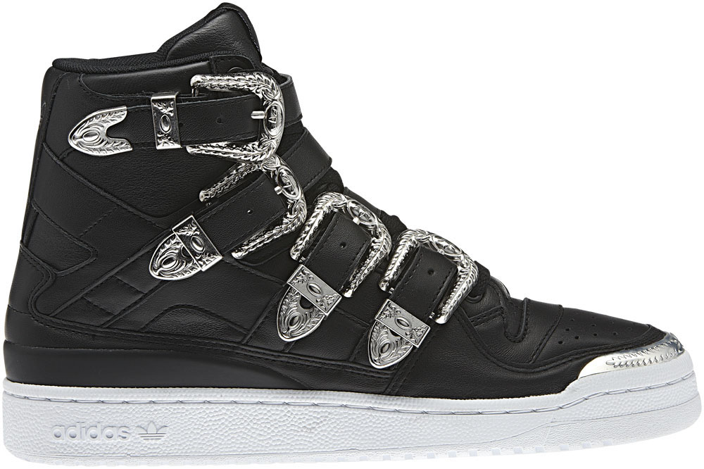 adidas Originals JS Forum Hi Fall Winter 2012 G61079 (1)