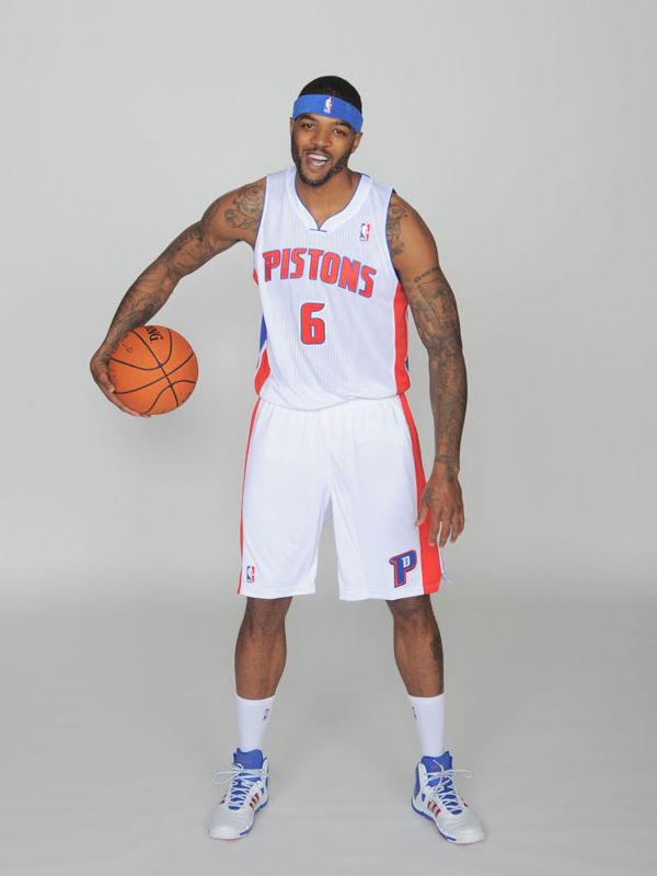 Josh Smith wearing adidas adipure Crazyghost PE