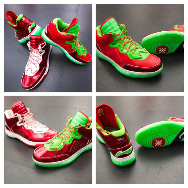 Li-Ning Way of Wade Christmas Pack
