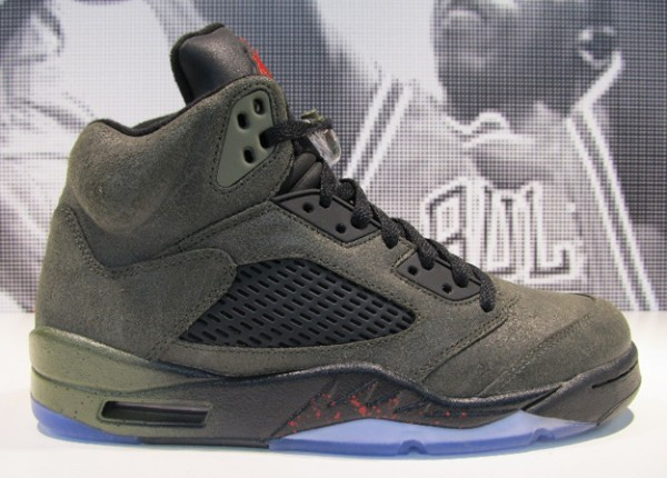 56818fadf9e10 Air Jordan 5 Retro - Fear Pack - Another Look