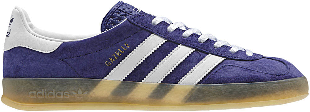 adidas Originals Gazelle Indoor Collegiate Purple Gum White V23174 (1)