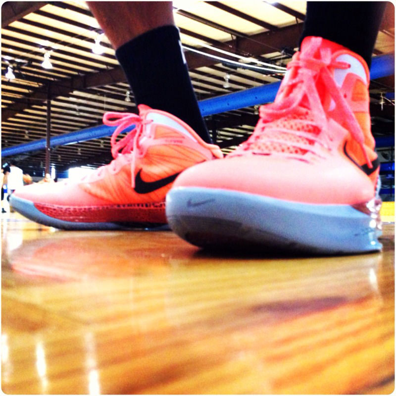 Spotlight // Forum Staff Weekly WDYWT? - 10.20.13 - Nike Zoom Hyperdunk 2011 Blake Griffin 10.0 by Tito_Deo