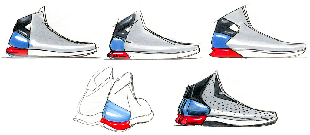 adidas Officially Unveils The D Rose 4 Sketch (1)