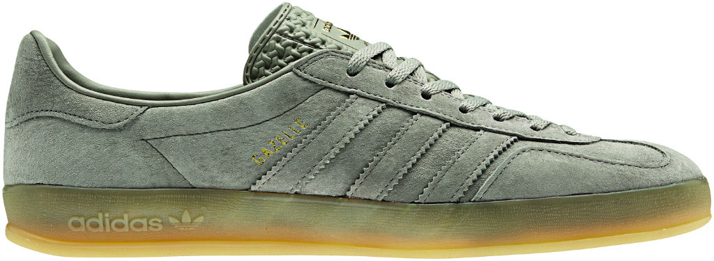 adidas Originals Gazelle Indoor Pack Spring Summer 2013 Silver Q23099 (1)