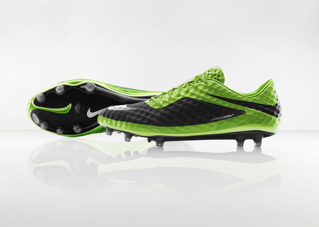 nike hypervenom phantom flash lime colorway