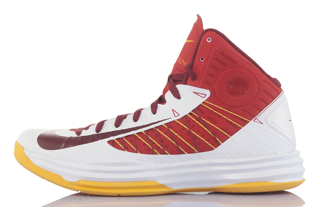 hyperdunk 2012 yellow