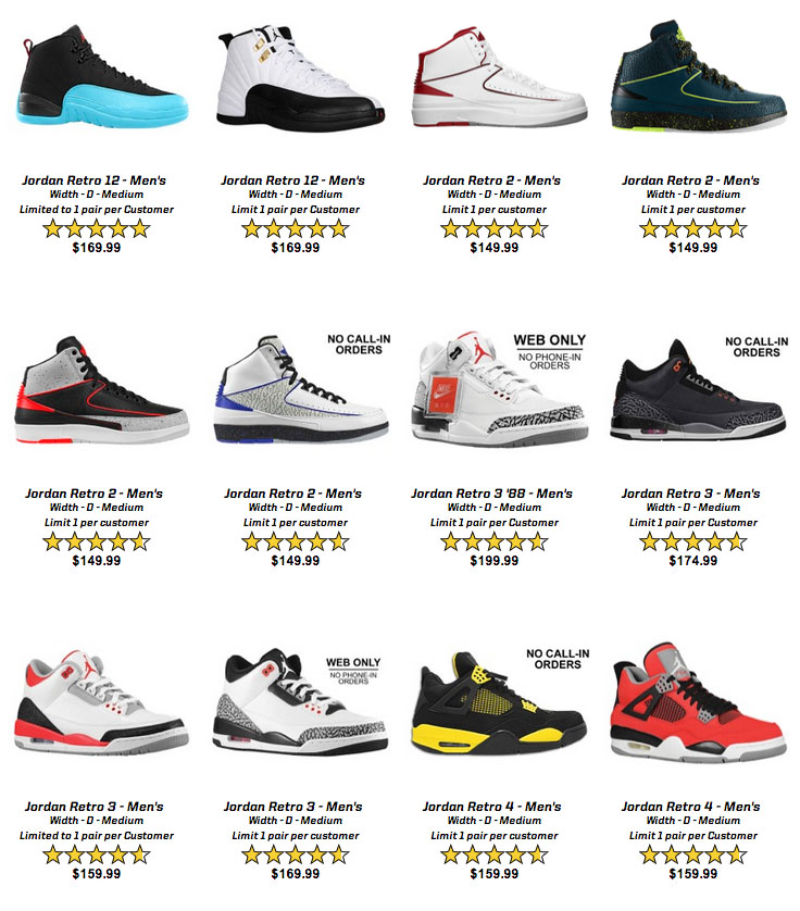 Massive Eastbay Air Jordan Restock Tomorrow (3) c795a77f0