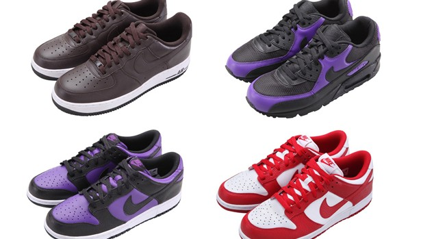 Kobe Bryant x Nike Sportswear Spring 2011 Footwear Collection