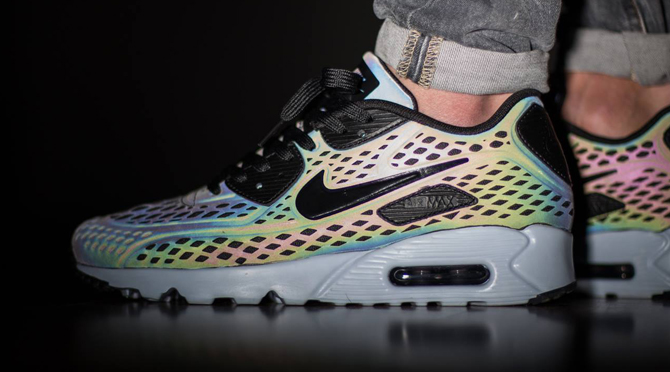 new arrival e4bc8 fac72 Nike Is Finally Releasing the Air Max  Iridescent Pack