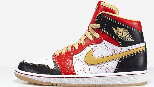Air Jordan 1 Retro High OG XQ China