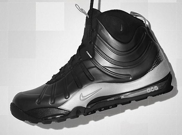 Nike Air Max Posite Bakin' Boot - Black