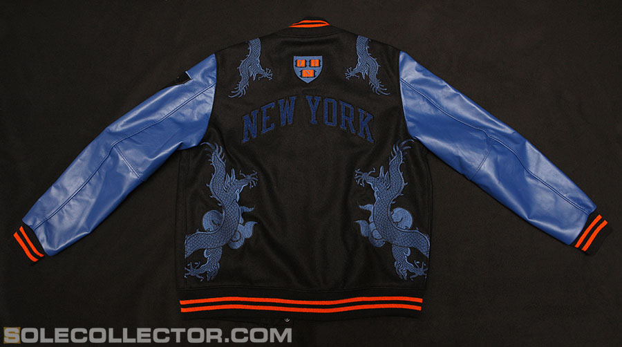 "Jeremy Lin's 1-of-1 ""Year of the Dragon"" Nike Destroyer Jacket (2)"