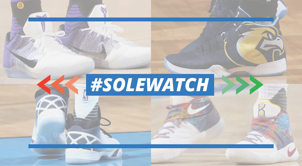 #SoleWatch: NBA Power Rankings for January 17