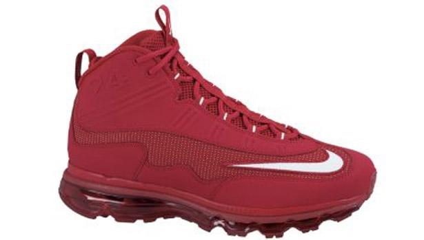Nike Air Max Jr. Varsity Red/White