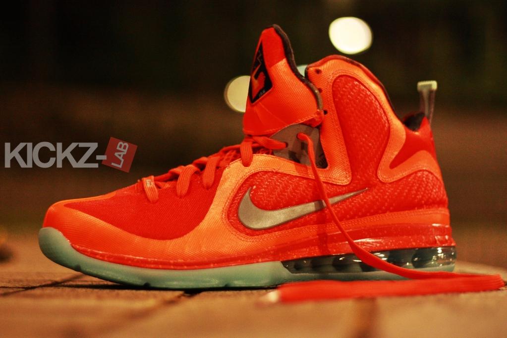 f8dadbcf1c3 Nike LeBron 9 All-Star Big Bang Galaxy (1)