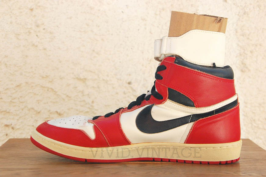 1986 Air Jordan Shoes