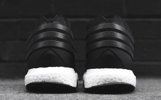 Adidas Y3 X Ray Zip Up Heel