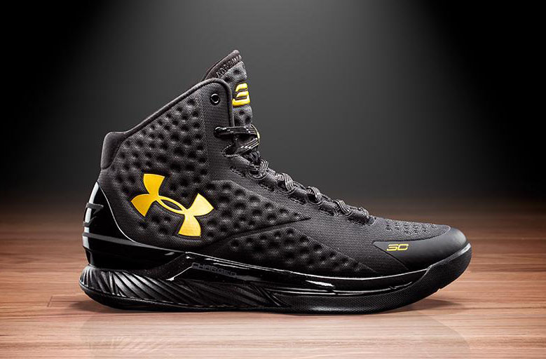 8adca1cdd37f Under Armour Celebrates Stephen Curry s Banner One More Time