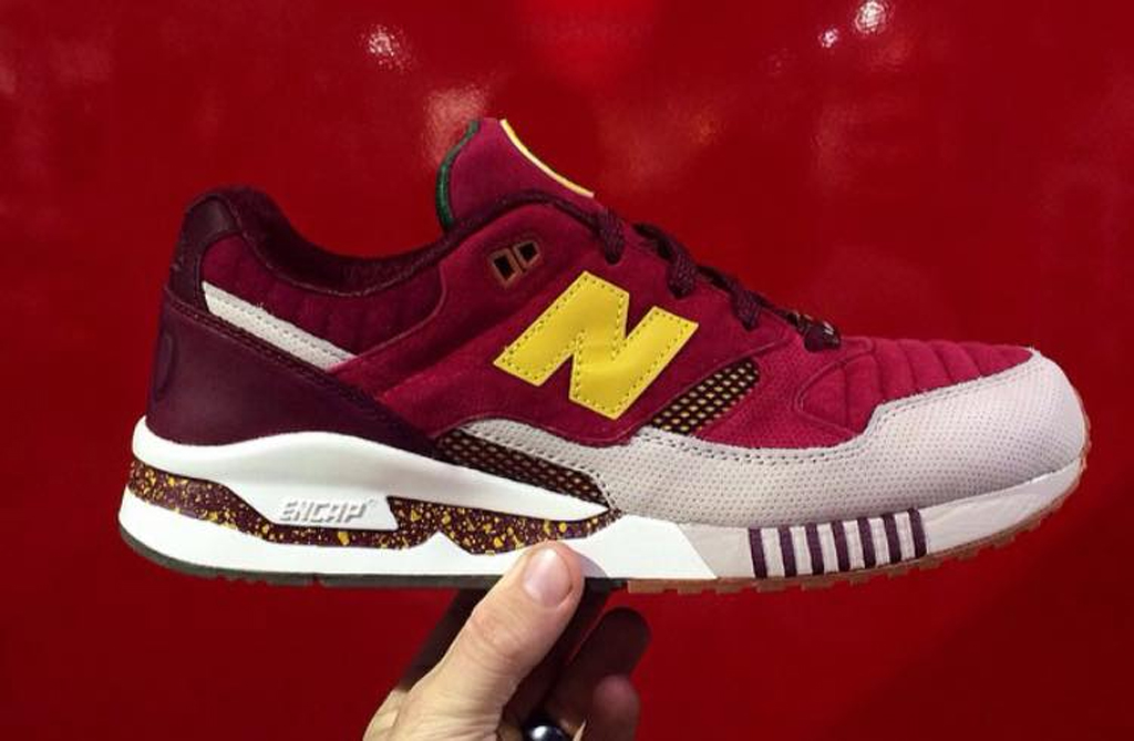 new balance collaboration