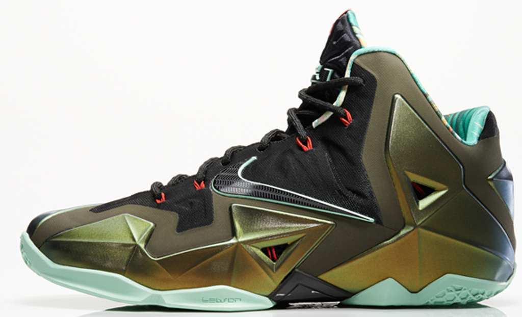 new product 35671 e28ea But before we put them in the vault, let s take one last look at the  history of the Nike LeBron 11 from its first release up to the most recent  below.