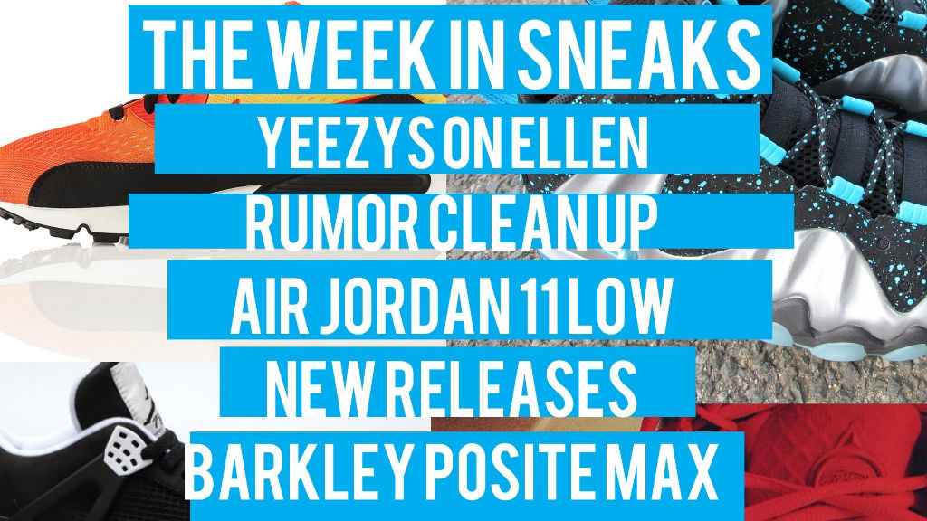 The Week In Sneaks with Jacques Slade : May 31, 2013