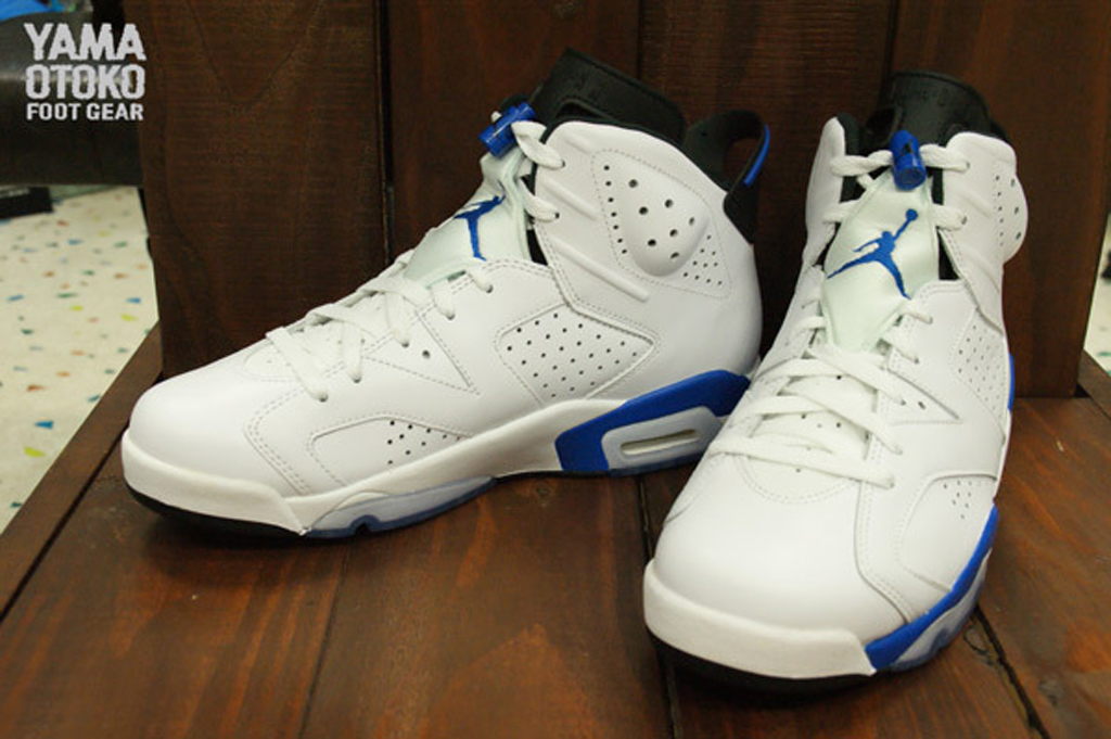on sale 89dc9 3c91f Absent from retail since 1991, the  Sport Blue  Air Jordan 6 makes its  long-awaited return in August.