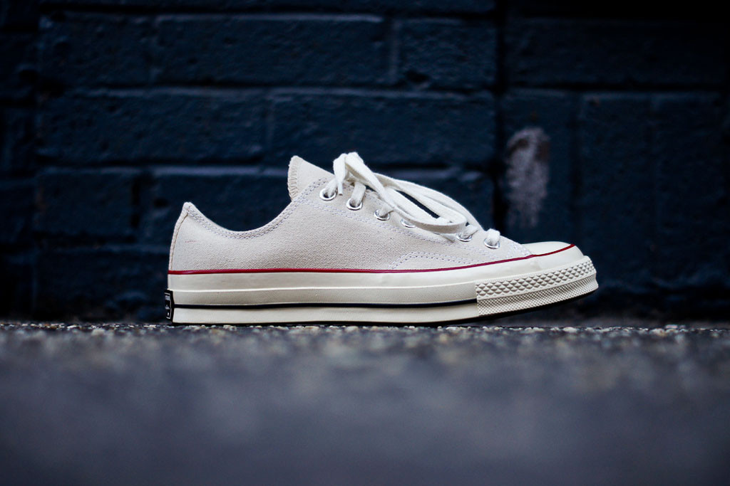 converse chuck taylor all star low 1970 - white