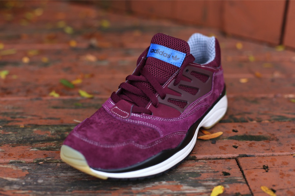 8dee01e24a7cf adidas Torsion Allegra - Burgundy