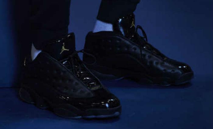 3a208205ef2 Kawhi Leonard Wears Unreleased Air Jordan 13 Low | Sole Collector
