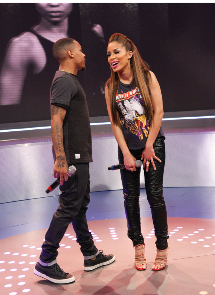 Bow Wow wearing Converse Chuck Taylor All Star