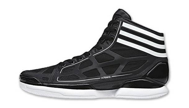 87a50735285e adidas adiZero Crazy Light - Black White - Available