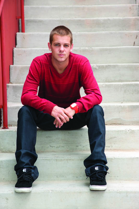 Ryan Sheckler etnies Fall 2011 Team Rider Collection