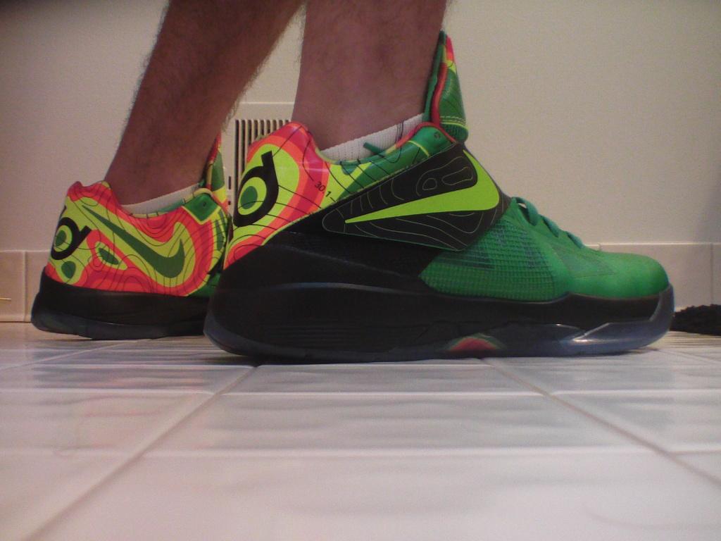 "Release Recap: Nike Zoom KD IV - ""Weatherman"" | Sole Collector"
