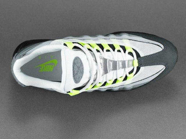 NikeLab Puts Patches on the 'Neon' Air Max 95   Sole Collector