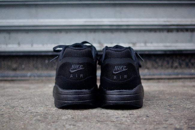 Nike Air Max 1 CMFT PRM Tape 'Reflective Pack' Black | Sole