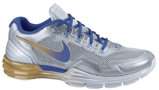 Nike Lunar TR1 Metallic Silver/Game Royal-Metallic Gold