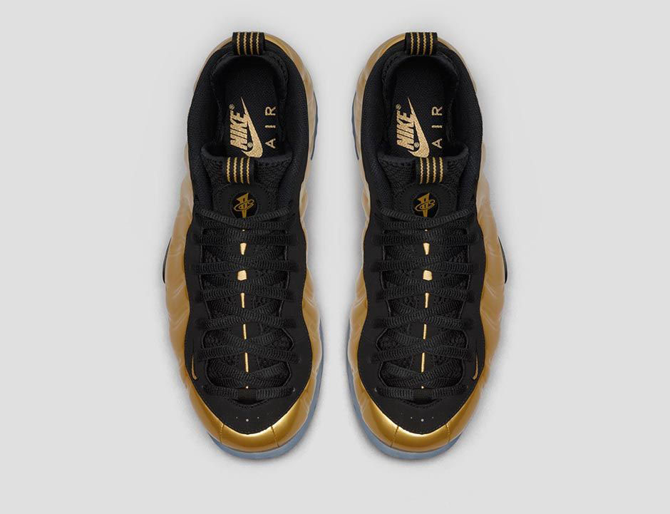 Nike Air Foamposite One Gold 314996-700 (4)