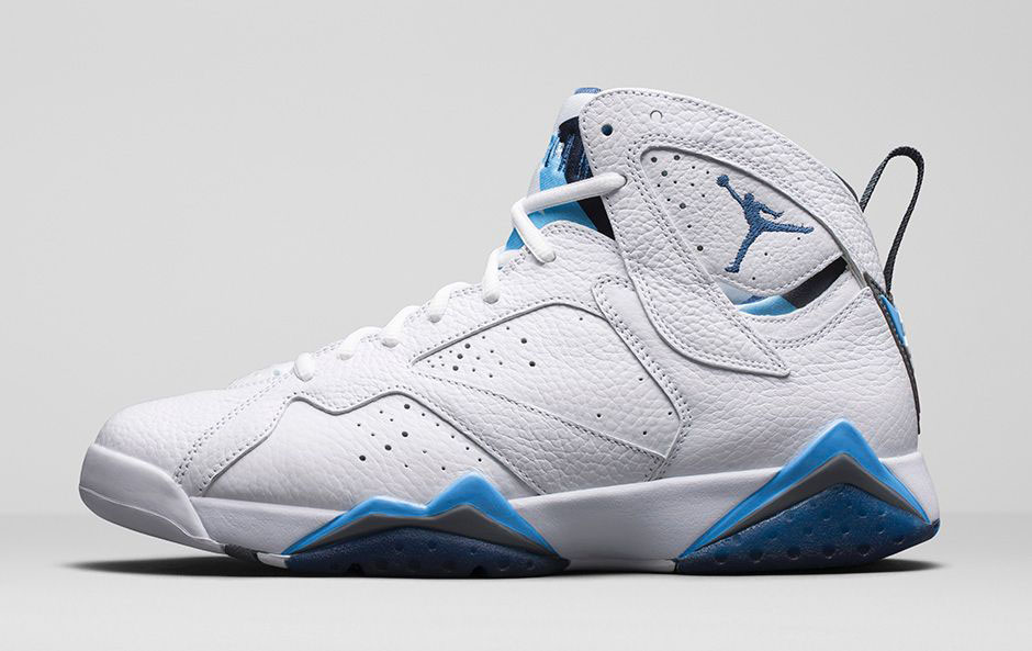 4106cda0c65063 An Official Look at the  French Blue  Air Jordan 7 Retro
