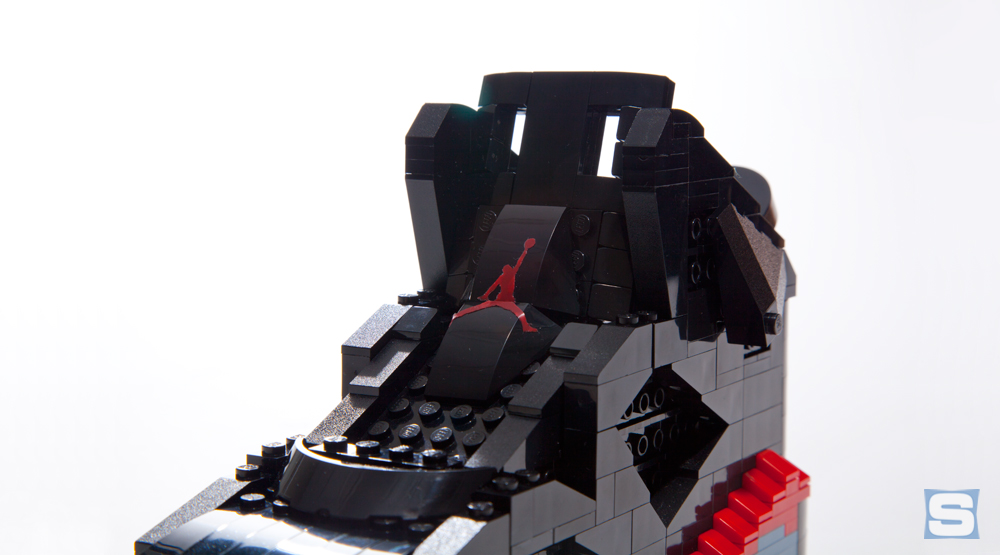 Brick by Brick  How One Guy Is Turning Legos Into Sneaker Art  c1343e73e