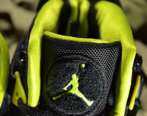 Venom Green 1s Jordan 6 Rings - Venom...
