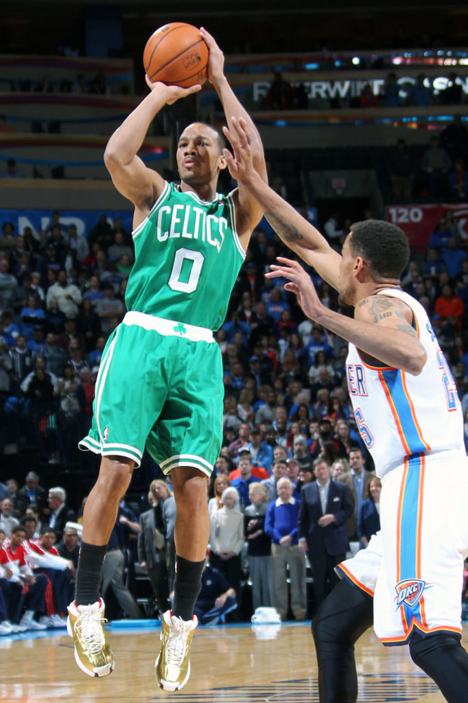 Avery Bradley wearing adidas Crazy 1 Awards Season (4)